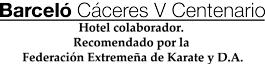 Barceló Cáceres, V Centenario